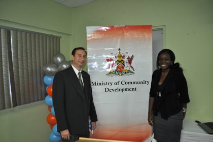 Launch of the Ministry of Community Development Website