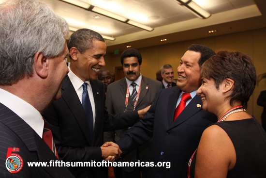The Official Summit of the Americas 2009 Website